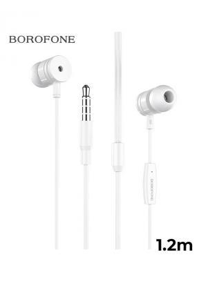 Borofone Universal Earphones with M..