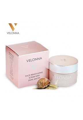 Velonna Face Renovating Scrub 50ml..