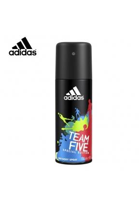 Adidas Team Five Deodorant Body Spr..