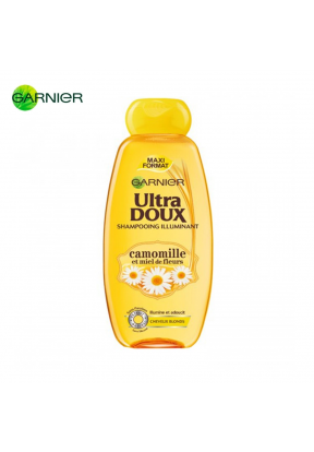 Ultra Doux with Camomile and Flower..