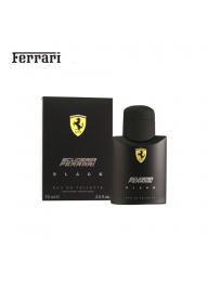 Ferrari Black Eau de Toilette For M..
