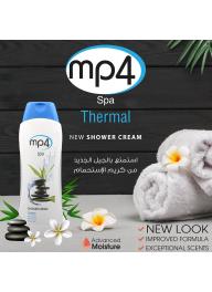 MP4 Spa Shower Cream Thermal - 650m..
