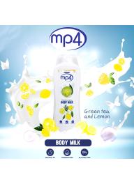 MP4 Moisturizing Body Milk Green Te..