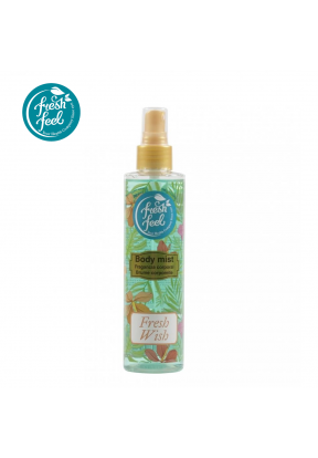 Fresh Feel Body Mist Wish 200ml..