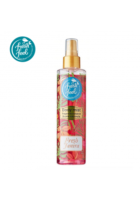Fresh Feel Body Mist Janira 200ml..