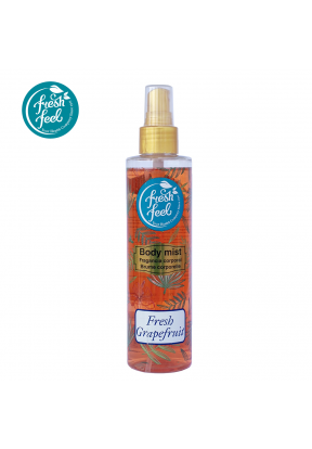 Fresh Feel Body Mist Grapefruit 200..