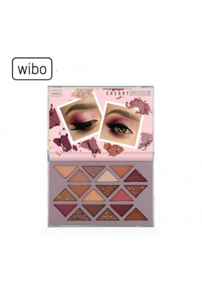 Wibo Cherry Nude Eyeshadow Palette..