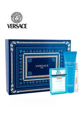 Versace Man Eau Fraiche Set for Men..