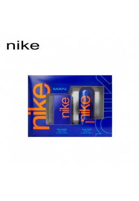 Nike Man Indigo Set for Men: 100ml ..