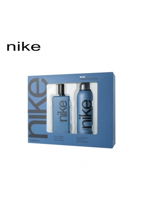 Nike Blue Set for Men: 100ml Eau de..