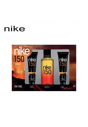 Nike On Fire Set for Men: 150ml Eau..