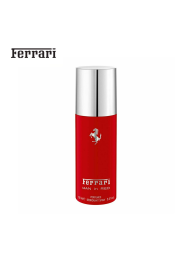 Ferrari Red Deodorant Spray for Men..