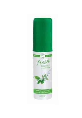 Fresh Breath Mouth Spray Mint 18ml..