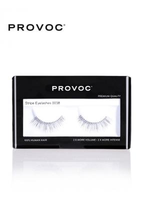 Provoc Stripe Eyelashes 0038..