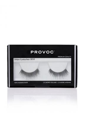 Provoc Stripe Eyelashes 0018..