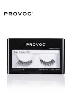 Provoc Stripe Eyelashes 0084..