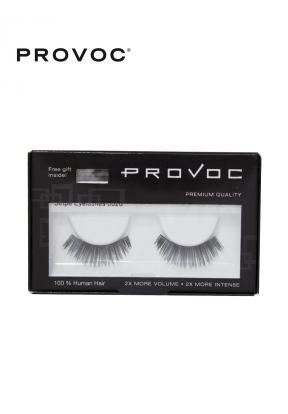 Provoc Stripe Eyelashes 0028 + Free..