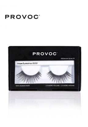 Provoc Stripe Eyelashes 0052..