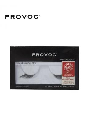 Provoc Stripe Eyelashes 0017..