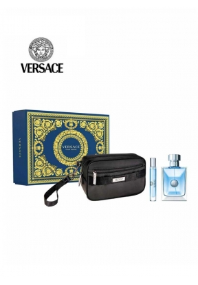 Versace Pour Homme Set for Men: 100..