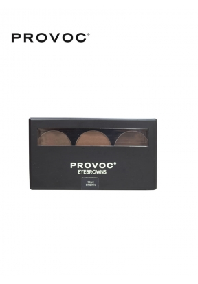 PROVOC Eyebrowns Brow Palette - 03..