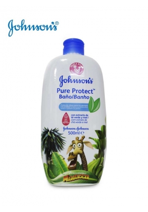 Johnson's Bath Pure Protect Green T..