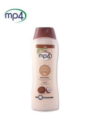 MP4 Shampoo for Curly Hair with Coc..