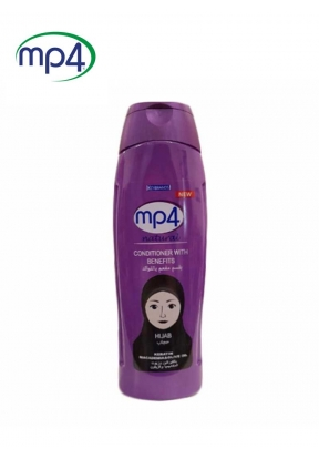 MP4 Hijab Hair Conditioner with Ben..