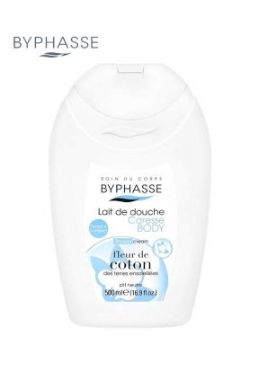 Byphasse Caresse Shower Gel Cotton ..