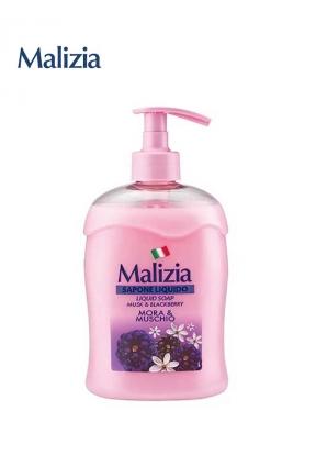 Malizia Liquid Soap Musk & Blackber..