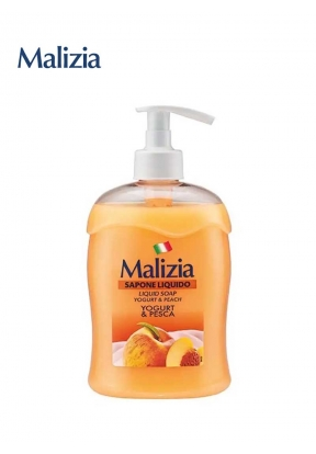 Malizia Liquid Soap Yogurt & Peach ..