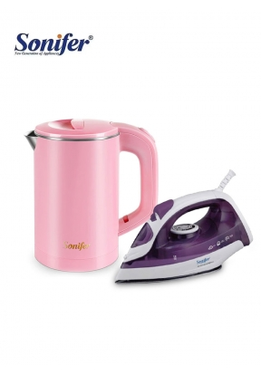 Sonifer Appliances Set: SF-9034 Fuc..