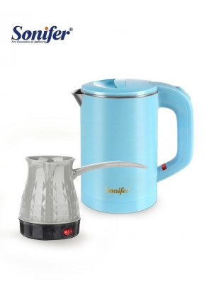 Sonifer Electric Kettle & Coffee Po..