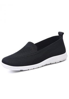Black Anti-Slippery Hard-Wearing Li..