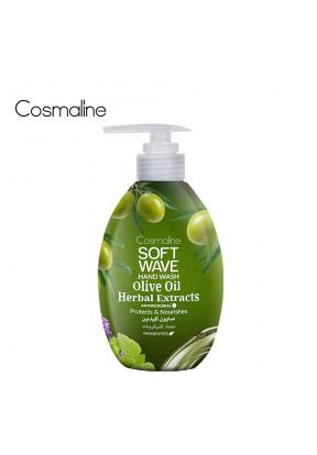Cosmaline Soft Wave Hand Wash Oilve..