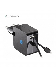Igreen IBZ-A20 Wall Charger For iPo..