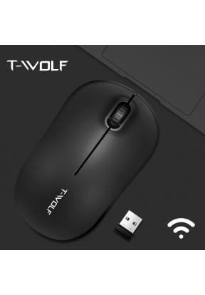 T-Wolf Q4 2.4Ghz 1000DPI Battery Po..