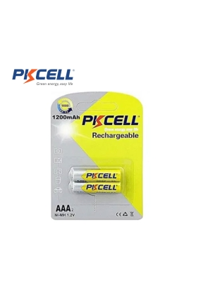 PKCELL AAA NI-MH Rechargeable Batte..
