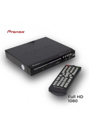Pronex DC-118 DVD Player with Karao..
