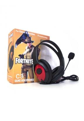 Wired 3.5mm Fortnite Gaming Headpho..
