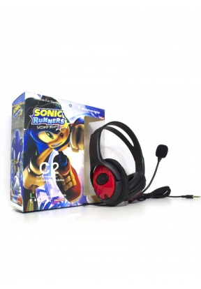 Wired 3.5mm Sonic Gaming Headphone ..