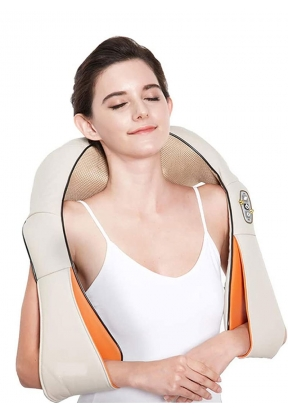 Massager For Neck Kneading 3D Rotat..