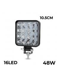 48W 16-LED 3030 SMD 12/24V 2880 LM ..