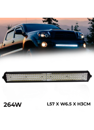 264W-High Power 3030-SMD LED OFF Ro..