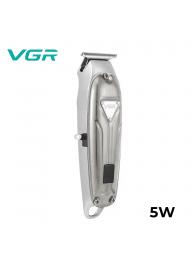 VGR V-062 USB Rechargeable Hair Tri..