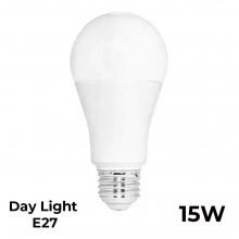 15W LED light Bulb Day Light E27..