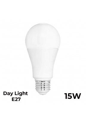 15W LED light Bulb Day Light E27..