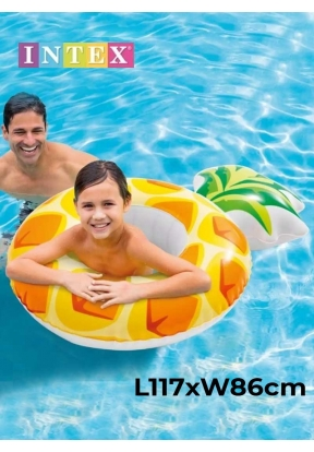 Intex Inflatable Kids Floating Ring..