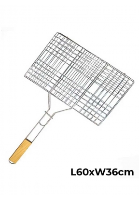 Chromium Plated Barbecue Grill Net ..