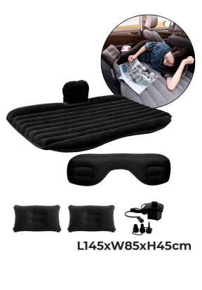 Inflatable Car Air Bed Rear Seat In..